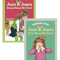 Junie B. Jones First & Second Boxed Sets