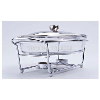 Stainless Steel Chafing Dish Buffet Dishes Kitchen Utensils
