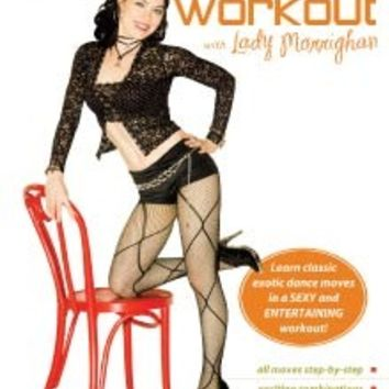 """The Exotic Dance Workout"" DVD with Lady Morrighan"