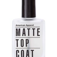 nailpolishma - Matte Top Coat Nail Polish