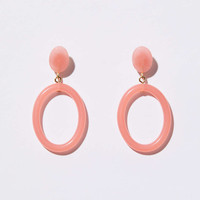 Pastel Drop Earrings | LOFT