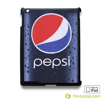 PEPSI Coke Logo iPad 2 3 4 5 Air Mini Case Cover