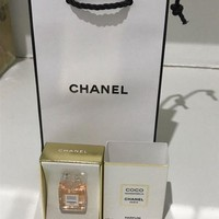 Chanel Coco Mademoiselle Edp 1.5ml Boxed With Chanel Gift Bag