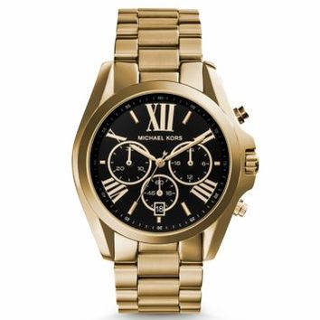 Bradshaw Gold-Tone Watch | Michael Kors