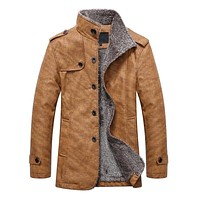 High Quality Winter Coat - Men Jacket