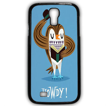 The Howdy Owl Samsung Galaxy Note 3 4 Galaxy S3 S4 S5 S6Case