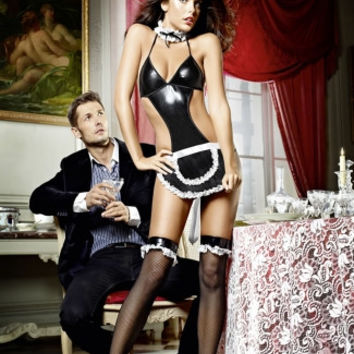 At Your Service French Maid Costume