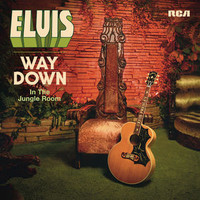 Way Down In The Jungle Room - Elvis Presley, CD