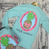 Simply Southern Sweet Fresh Pineapple