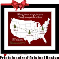 Free Christmas Gift For Family Mom and Dad After any purchase leave feedback by Printsinspired