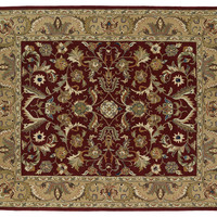Cadi Rug, Red, Area Rugs