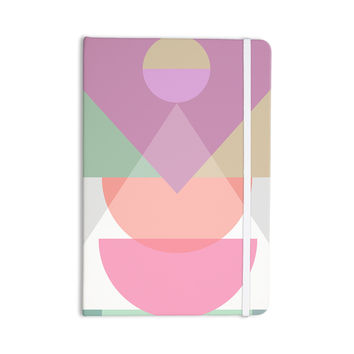 "Mareike Boehmer ""Pastel Play 3X"" Purple Pink Everything Notebook"