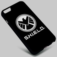 Marvel SHIELD iPhone 4, 4S, 5, 5S, 5C, 6, 6 Plus, 7 Case and Samsung Galaxy S3, S4, S5, S6, S7 Case