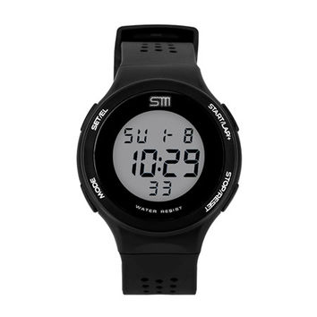 Digital Multi functional Wristwatch Waterproof (30M)