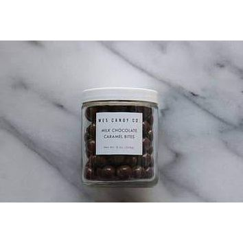 WES CANDY CO CHOCOLATE COVERED CARAMEL BITES