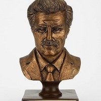 Ron Swanson Bust - Urban Outfitters