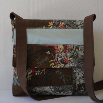 Messenger Bag / Crossbody Bag / Tote Bag
