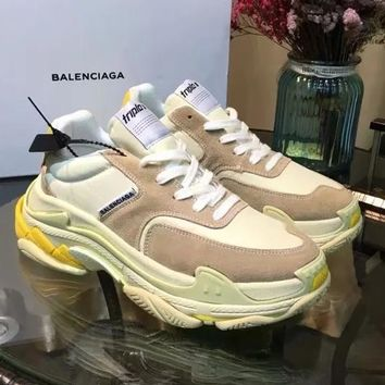 Balenciaga Women Fashion Casual Sneakers Sport Shoes-5