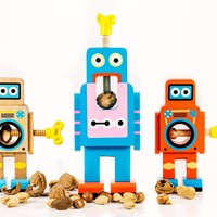 Robot Nut Cracker by Matthias Zschaler | Generate Design