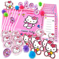 Hello Kitty Fun Favors Mega Value Pack