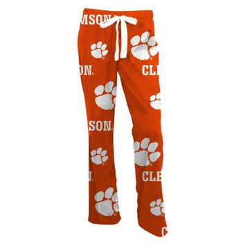 Clemson Tigers Ramble Ladies Microfleece Pants