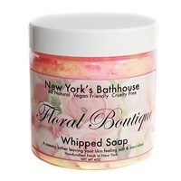 Floral Boutique Whipped Soap