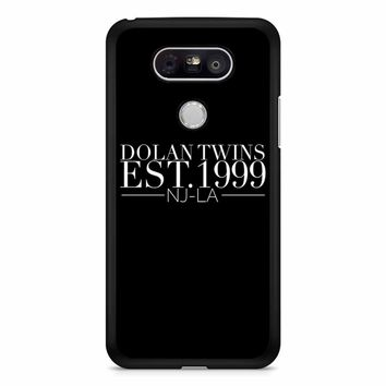 Dolan Twins Est 1999 1 Black LG G5 Case