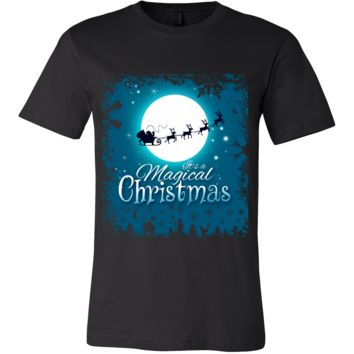 It's a Magical Christmas Sleigh & Reindeers Shirt