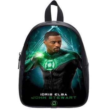 Idris Elba As Green Lantern Iphone 6 School Backpack Large