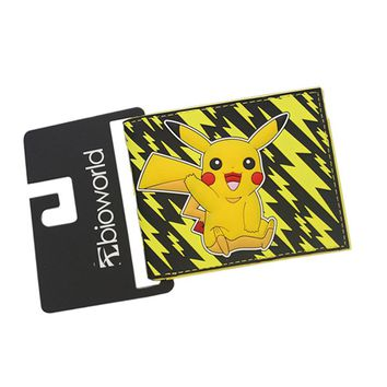 Cool Anime Wallets Pokemon Go Designer Leather Silicone Young Men Women Wallet Purses 2 Fold ID Card Holder Money Bag Poke Ball