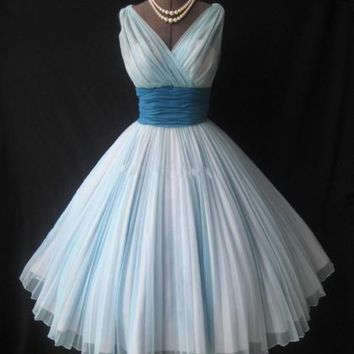 Tea Length Cocktail Dresses Party Homecoming Formal Bridesmaid Prom Dress custom