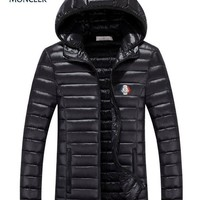 ONETOW Boys & Men Moncler Fashion Casual Cardigan Jacket Coat