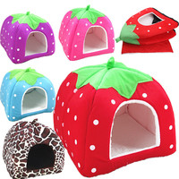 Pet's Accessory Strawberry Dog's Sofa [7279236487]