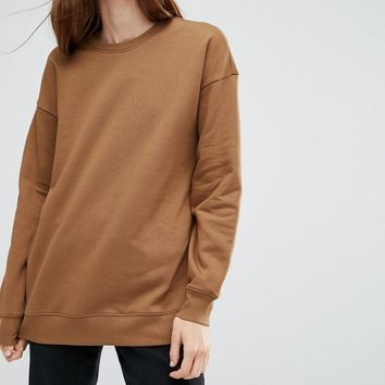 ASOS Ultimate Oversized Sweat at asos.com