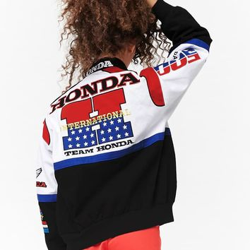 Honda Colorblock Racing Jacket