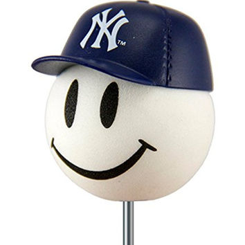 New York Yankees MLB Antenna Topper / Dangler with Bonus Bills