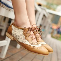 Lovely Lace breathable leisure shoes casual shoes