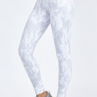 Flynn Long Legging in White Camo by Strut This | New Arrivals | BANDIER