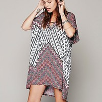 Free People Sarasa Printed Mumu