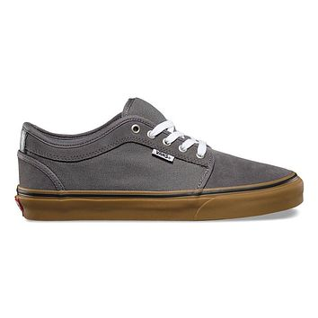 Vans Chukka Low-Pewter/Wht