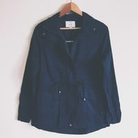 Daphne Blue Military Jacket
