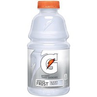 Gatorade Sports Drink, Glacier Cherry, 32-ounce Bottles (Pack of 15)