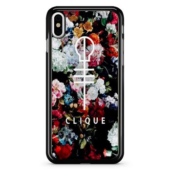 Twenty One Pilots Skeleton Clique 2 iPhone X Case