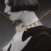 The Royal Crystal Choker