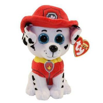 TY Beanie Boos Paw Patrol Collection Marshall