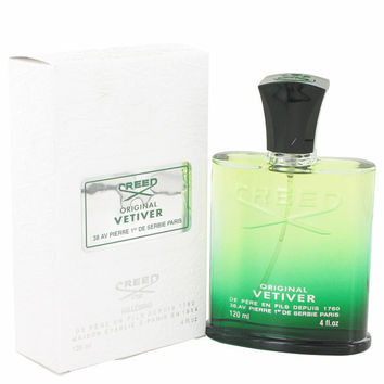 Original Vetiver by Creed Millesime Spray 4 oz