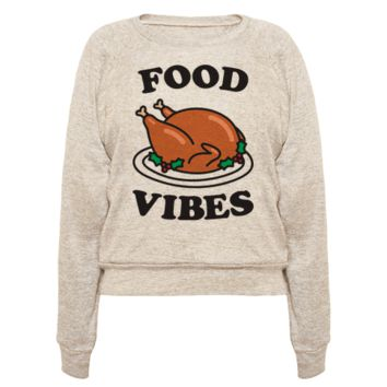 FOOD VIBES PULLOVERS