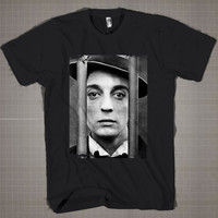 Barrett Keaton Splsh  Mens and Women T-Shirt Available Color Black And White