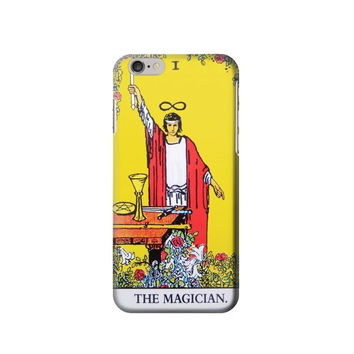 P2806 Tarot Card The Magician Phone Case For IPHONE 6S