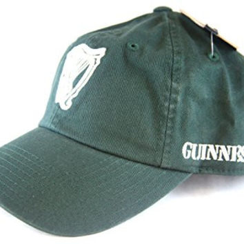 Guinness Beer Embroidered Harp Distressed Baseball Cap by American Needle